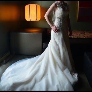 Mori Lee Designer Gown by Madeline Gardner
